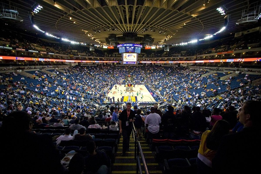 The Warriors left Oracle Arena in Oakland for a new facility in San Francisco last year. - WIKIMEDIA COMMONS