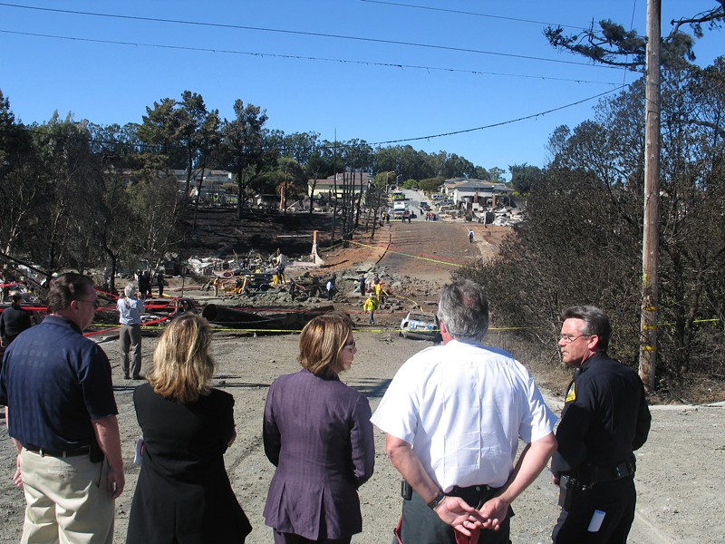 PG&E's 2010 San Bruno blast killed eight people and destroyed a neighborhood.