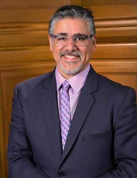 John Avalos.