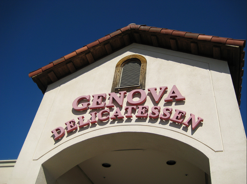 Genova's current retail store has been open since 1996. - JOSE AND ROXANNE/FLICKR (CC)