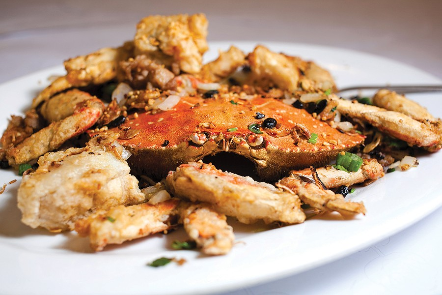 Best Place to Feast on Dungeness Crab on the Cheap: Bay Fung Tong Seafood House. - PHOTO BY BERT JOHNSON/FILE