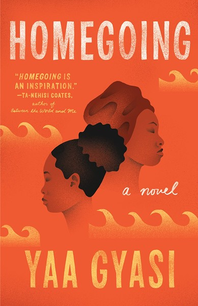 Homegoing will be released on paperback on May 2
