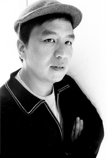 Writer and artist Truong Tran. - COURTESY OF NOMADIC PRESS
