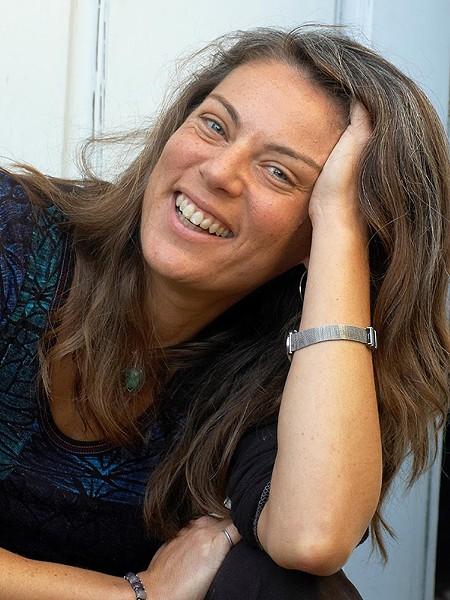 Dashka Slater