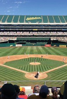 The Oakland Coliseum's Uncertain Future