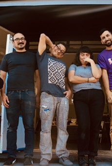 The five-person collective behind Fruitvale's newest gathering space.
