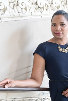 Julayne Virgil is the CEO of Girls Inc. of Alameda County.