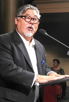Phil Tagami's lawsuit against the city of Oakland is being funded by a coal company.