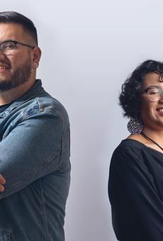 Juan Prieto and Diana Diaz are advocating for comprehensive immigration reform.