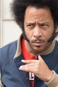 Boots Riley drew from his experience as a telemarketer to make his first film, Sorry to Bother You.