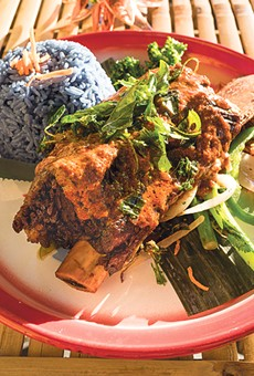 "Saengsawang says the Panang short rib really tells ""my own story."""