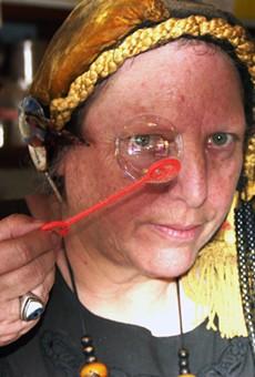 Julia Vinograd, Also Known as The Bubble Lady, Passes