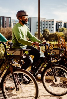 E-Bikes to Launch in the East Bay