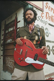 Fantastic Negrito could win a second Grammy Award.