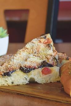 Café Gran Milan offers savories and sweets.