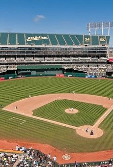 As the 2019 season winds down, the Coliseum will be the site of yet another pennant race.