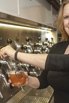 Dana Bushouse learned from her cider-making peers.