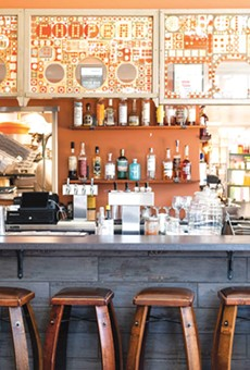 EMPTY SEATS: Chop Bar-owner Chris Pastena was one author of the letter