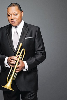 ICONIC: Jazz-legend Wynton Marsalis is scheduled to talk about jazz and racial justice for the 'Call & Response' series.