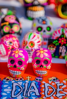 Day of the Dead Lives On In Fruitvale
