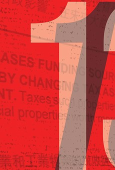 PROPERTY PROP: An effort to reform the state's historic limit on property taxes—passed in 1978 through Proposition 13—goes to voters.