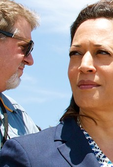 Vice president-elect Kamala Harris.