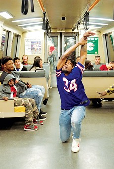 BART BANGERS:  Oakland's young talent flourishes on the daily commute.