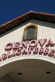 Genova's current retail store has been open since 1996.
