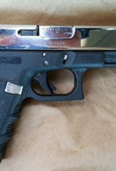 Demouria Hogg's Shooter Named