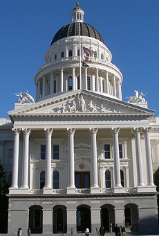 California Effort to Increase Police Transparency Dies in State Capitol