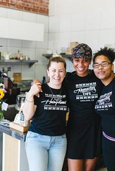 The team at Mamacita's Cafe.