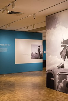 The first images at Dorothea Lange: Politics of Seeing, now on show at the Oakland Museum of California.