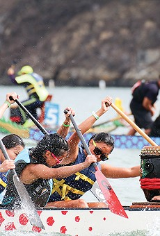 The Northern California International Dragon Boat Festival comes to Lake Merritt on Saturday, Sept.23 and Sunday, Sept. 24.