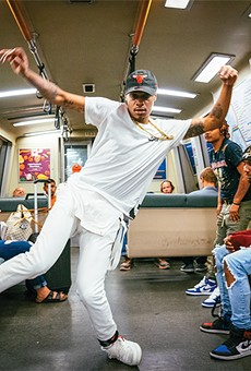 Some of the dancers have gotten work in music videos as a result of their performances on BART.