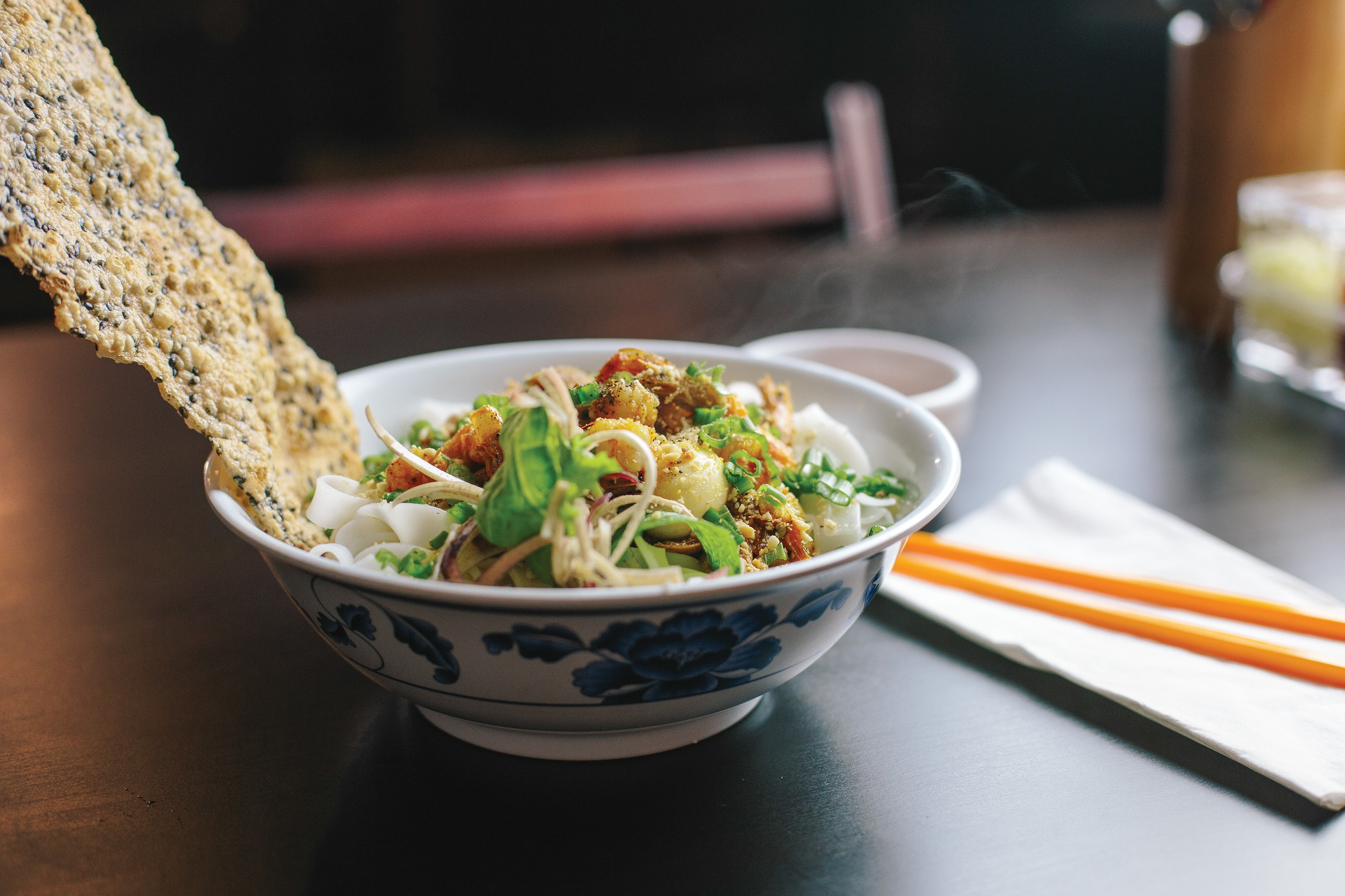 For A Lesson In Vietnamese Eats Head To The Temple Club