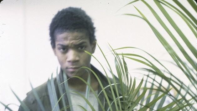 Jean-Michel Basquiat first entered the spotlight as a New York City graffiti artist. - PHOTO COURTESY OF ALEXIS ADLER/MAGNOLIA PICTURES
