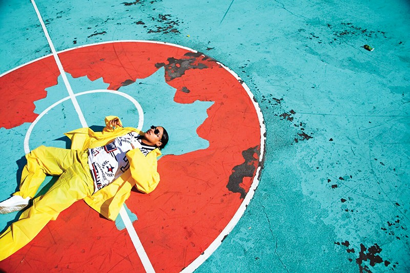 Princess Nokia co-headlines this year's installment of Feels in Richmond. - PHOTO COURTESY OF FEELS