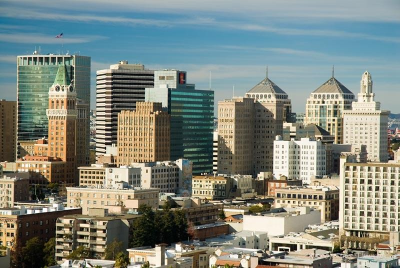 Oakland has the tightest market for downtown office space in the country, according to brokerage CBRE.