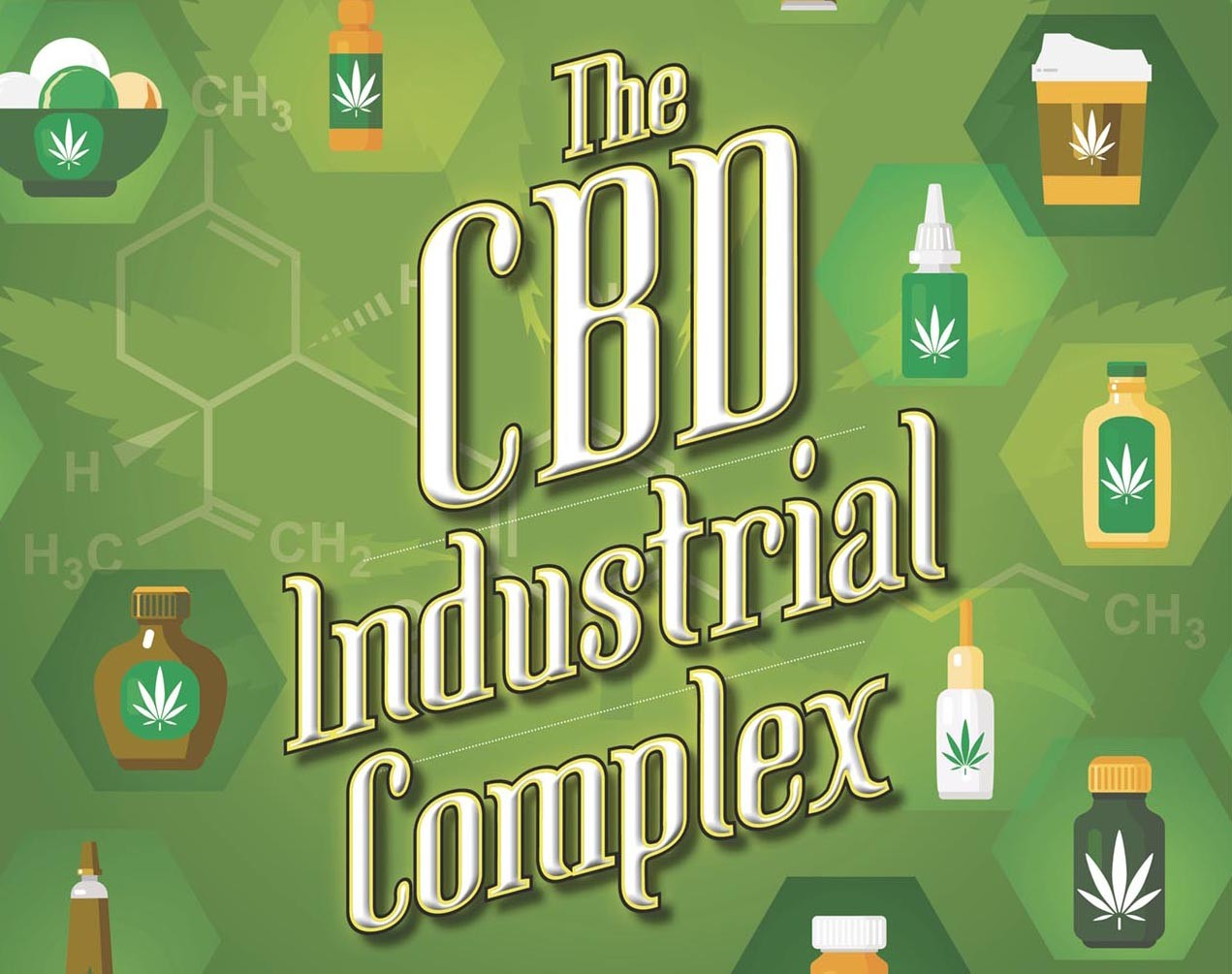 The CBD Industrial Complex | East Bay Express