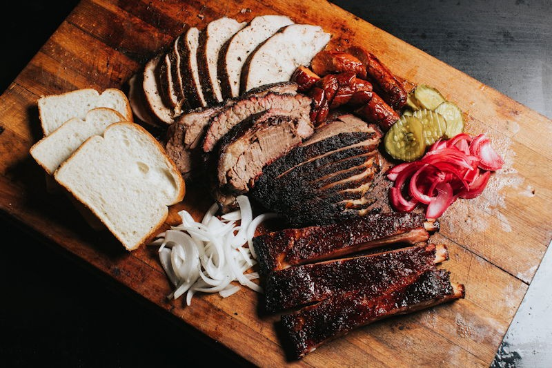 PHOTO COURTESY OF HORN BARBECUE