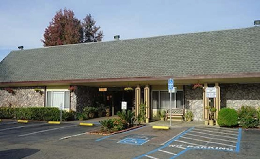 Excell Healthcare Center on High Street in Oakland has seen a large number of covid-19 cases.