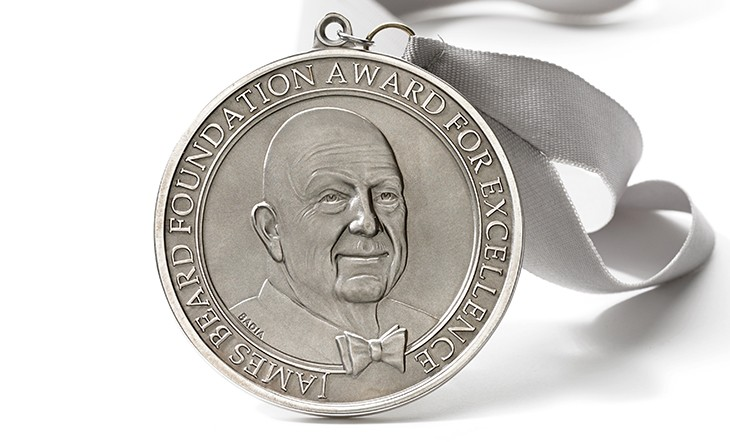PHOTO COURTESY OF THE JAMES BEARD FOUNDATION