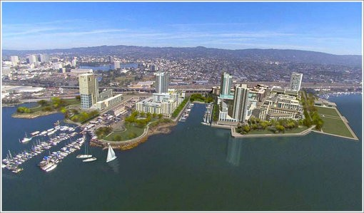 Brooklyn Basin, the largest real estate project in Oakland, is being developed by Mike Ghielmetti of Signature Development Group. Ghielmetti contributed $25,000 to a political action committee employing lobbyist Gregory McConnell.
