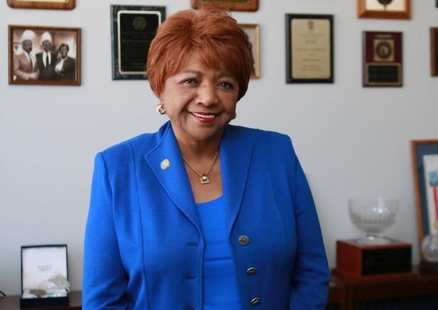 CA NAACP Director Alice Huffman - NAACP