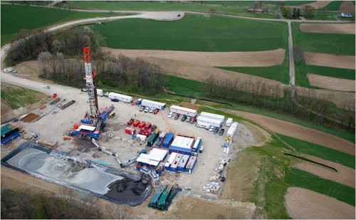 Wastewater injection is a process used in fracking and oil drilling.