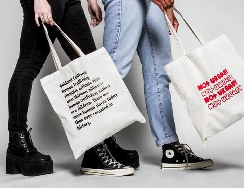 More pre-show merchandise. - ALEESHA WOODSON AND VANESSA VIGIL