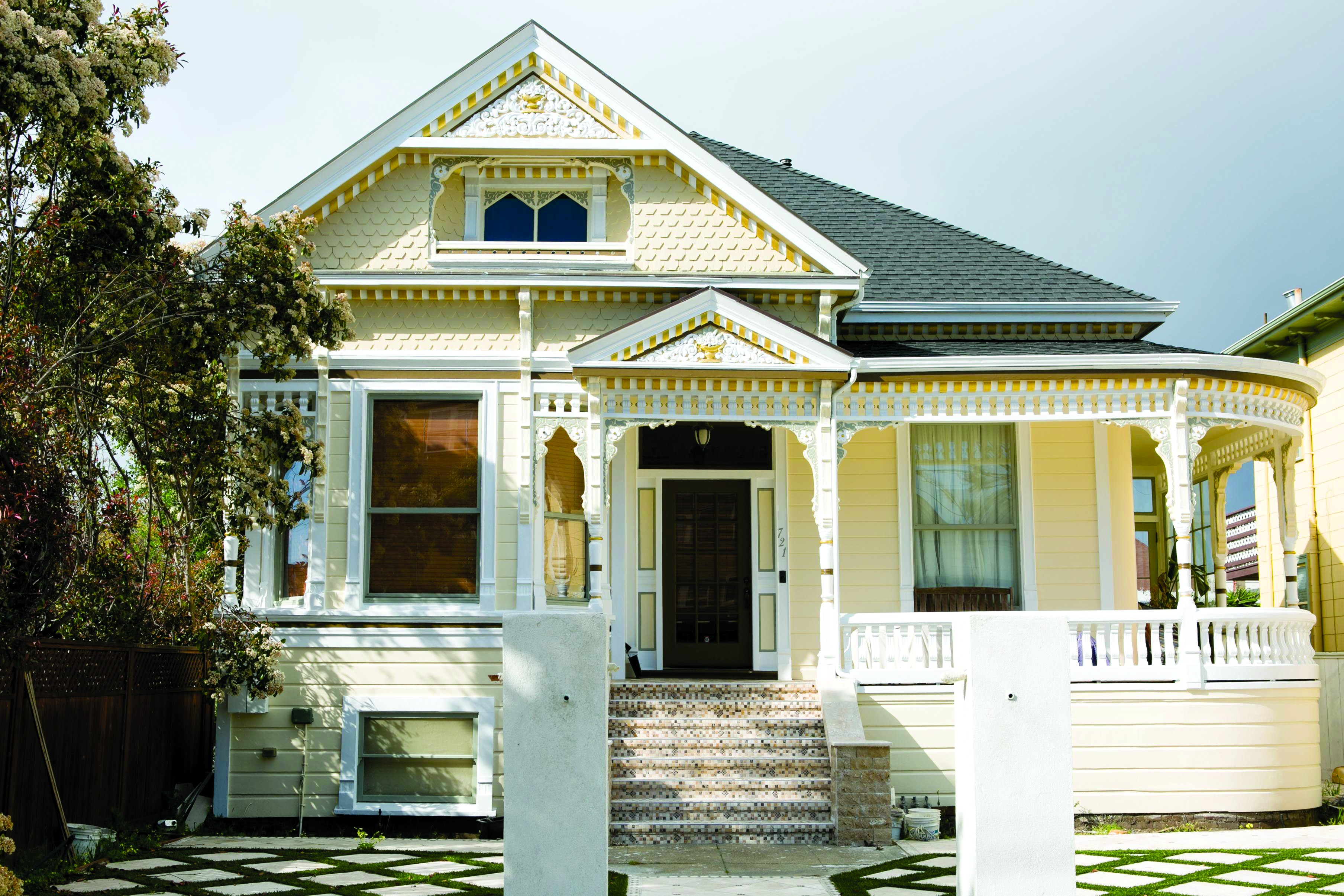 an alameda couple wants to turn their 122 year old victorian into a