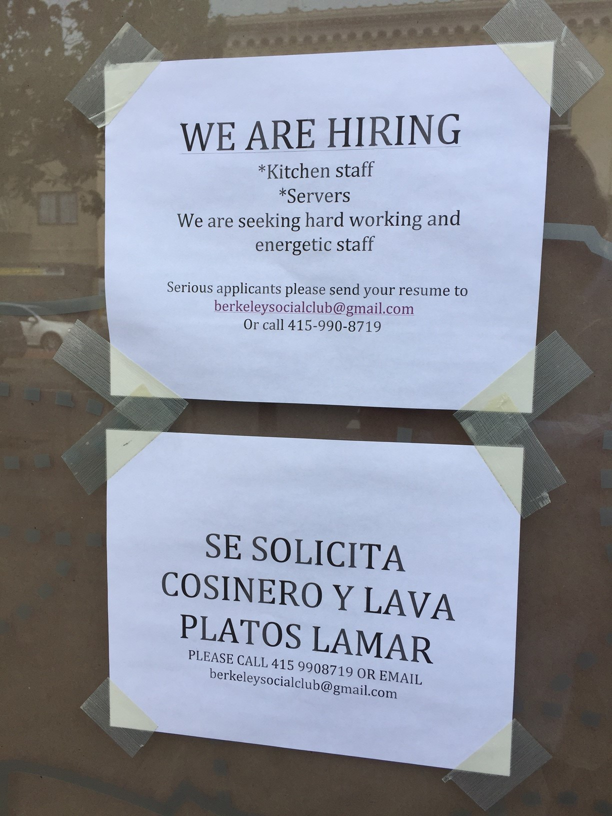 more discriminatory hiring signs in berkeley east bay express