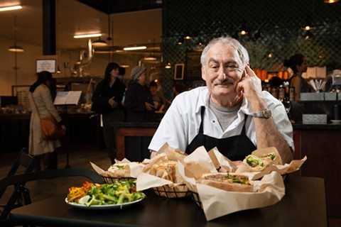Jeff Mason is now looking to open a brick-and-mortar deli of his own. - BERT JOHNSON/FILE PHOTO