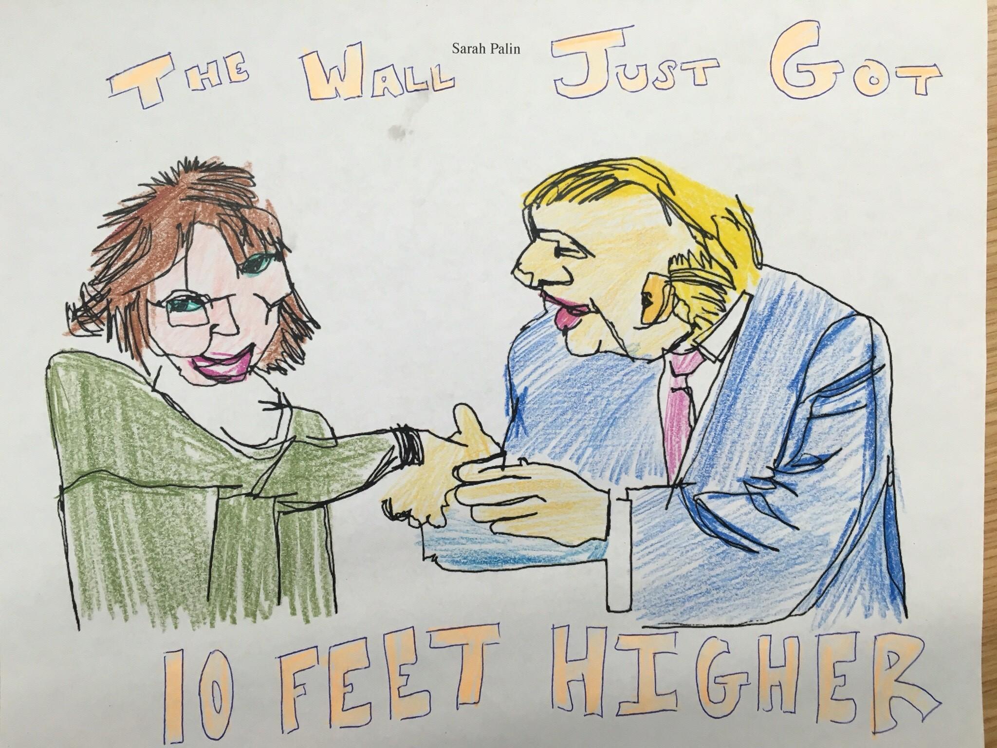 Oakland Designer S Ugly Donald Trump Coloring Book Raises